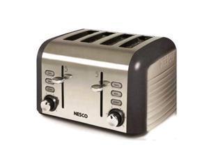 Nesco 4 Slice Toaster SSGray
