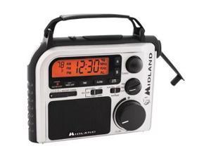 Midland Weather Emergency Crank Radio ER102