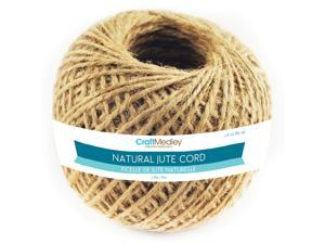 Jute Cord 2ply 80g-Natural