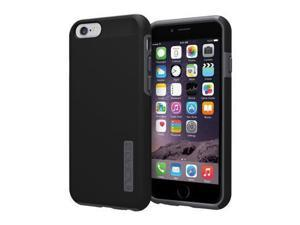 Incipio Dualpro Black/Gray Soft Touch Case for iPhone 6 IPH-1179-BLKGRY