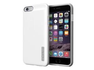 Incipio DualPro Shine White/Gray Case for iPhone 6 Large 5.5in IPH-1196-WHTGRY