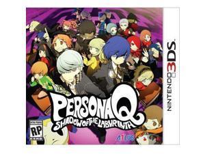 PersonaQ Shadow Labyrinth 3DS