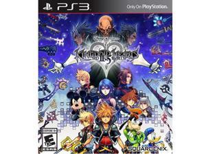Kingdom Hearts II.5  PS3
