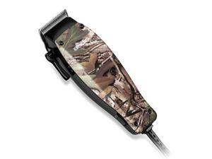 Andis Camo Home Haircut 19-Piece Haircutting Kit - 10 Guide Comb(s) - AC Supply