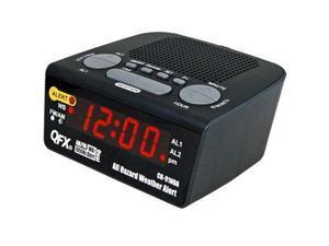QFX, Inc.  Portable RadioCR-91NOAA