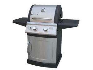 FS 2 Burner Gas Grill Black SS