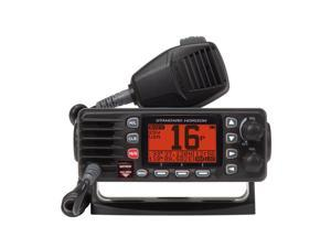 Standard 25W Ultra Compact Fixed Mount Vhf Black