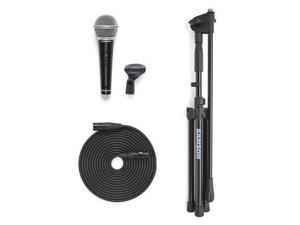 Samson  VP10XMI  Microphone Value Pack