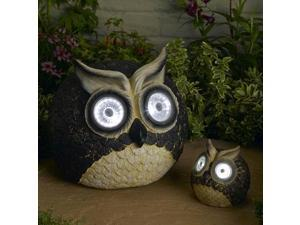 SS Owl Accents Set of 2
