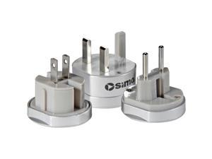 International Travel Adapter Plug Set