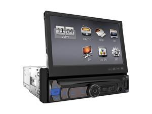 "Power Acoustik  1-DIN Digital Media Receiver w/ 7"" LCD & BT"
