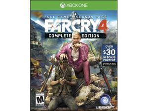 Ubisoft Far Cry 4 Complete Edition - First Person Shooter - Xbox One