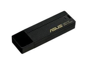 ASUS USB-N13 Pro N USB Adaptor - USB - 300Mbps - IEEE 802.11n (draft)