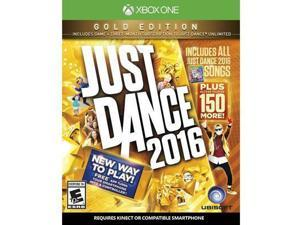 Ubisoft Just Dance 2016 Gold Edition - Simulation Game - Xbox One