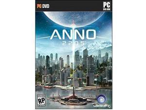 Ubisoft Anno 2205 Standard Edition - Strategy Game - DVD-ROM - PC