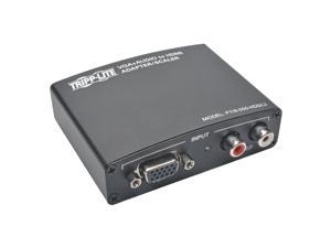 Tripp Lite P116-000-HDSC2 VGA with RCA Stereo Audio to HDMI Converter/Scaler