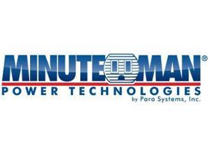 Minuteman ED6000RT-XFR Endeavor Series, Module, Compatible Ups Ed5000-10000Trxl, Includes Output 120/208Vac Receptacles