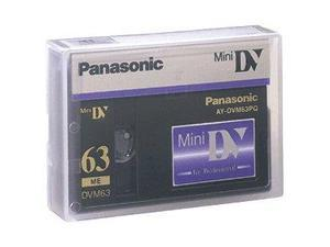 Video DV Mini Digital Professional  63 min cassette