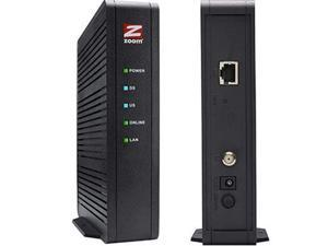 Zoom 5370-00-00 DOCSIS 3.0 CABLE MODEM support TIME WARNER, COMCAST