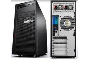 Ts Ts440, 1P Tower, 1 X Xeon E3-1245 V3 (3.4 Ghz), Quad-Core, 8 X 3.5In Hs Sata/