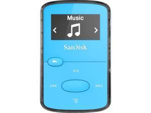 "SANDISK SDMX26-008G-G46B 8GB .96"" Clip Jam(TM) MP3 Players (Blue)"