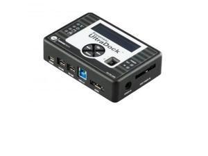 CRU 31350-3109-0000 Forensic Ultradock, Model Fudv5.5&#59; Write-Blocked Access To Sata Or Ide/Pata Driv