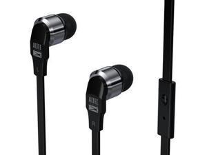 ALTEC LANSING Black MZX145BLK InEar Stereo Ear Buds