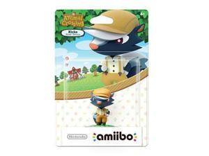 amiibo Kicks WiiU