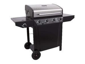 Char-Broil CB T Frame 4 Burner Grill 461442113 Black