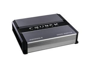 CRUNCH PD 1000.4 POWER DRIVE 4-Channel Pro Power Bridgeable Class AB Amp (1,000 Watts max)