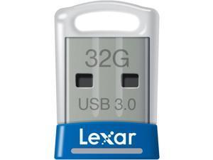 Lexar 32GB JumpDrive S45 USB 3.0 Flash Drive, Speed Up to 150MB/s (LJDS45-32GABNL)