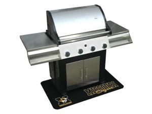 Collegiate University of Missouri Tigers Grill Mat - Barbecue Grill, Patio, Deck
