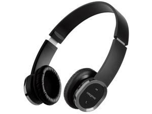 Creative WP-450 Headset - Stereo - Wireless - Bluetooth - 33 ft - 32 Ohm - 18 Hz - 22 kHz - Over-the-head - Binaural - Ear-cup
