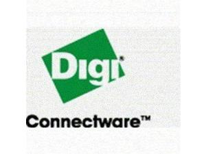 Digi International 76000645 PortServer TS and II Cable 4-ft Crossover Cable - RJ45 to DB9F DTE