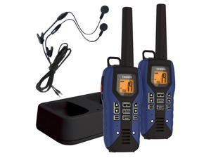 Uniden 50 Mile Frs/Gmrs 2 Way Submersible Radios 2-Pack