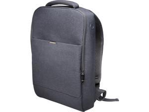"""Kensington K62622WW Carrying Case (Backpack) for 15.6"""" Notebook, Tablet - Cool Gray"""