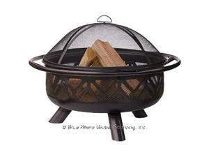 UniFlame WAD1009SP Wood Fireplace - Outdoor