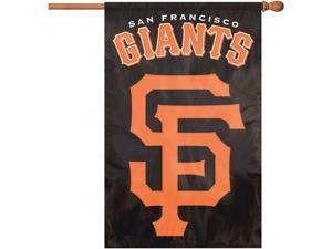 The Party Animal AFSFG Giants 44x28 Applique Banner