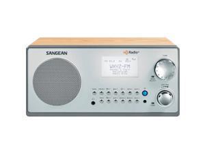 Sangean HD Table Top Radio Walnut HDR-18
