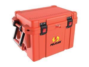 PELICAN 32-35Q-CC-ORG 35-Quart ProGear(TM) Elite Cooler (Bright Orange)