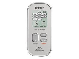 Omron Electrotherapy TENS Pain Relief Pro Unit (PM3031) - Arm, Leg, Foot, Knee, Lower Back Electronic Pulse Massager