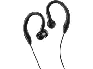 JVC HAEC10B Entry-Level Fitness Headphones