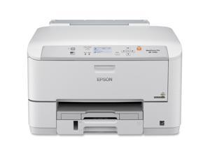 Epson WorkForce Pro WF-5190 (C11CD15201) Duplex up to 4800 x 1200 optimized dpi wireless Network Color Printer with PCL/Adobe PS