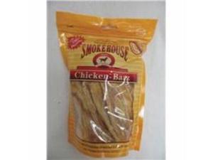 Smokehouse Dog Treat Usa Made Chicken Barz 8Oz