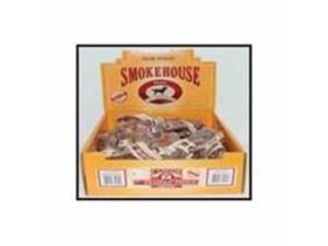 Smokehouse Dog Treat Usa Made Braided Pizzle 7 Ds