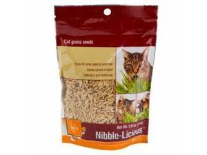 Nibble-licious Seeds for Cat Grass - 5 oz.