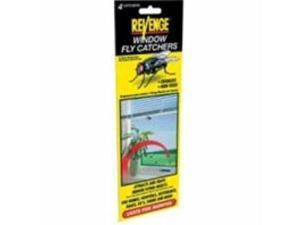 Roxide Window Fly Catcher 4Pk/24Dis