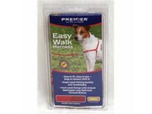 Easy Walk Harness Red/Cranberry Small