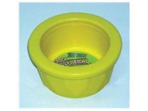 Van Ness Plastic Molding Heavyweight Crock Dish, Assorted, 4 Ounce - CS-1