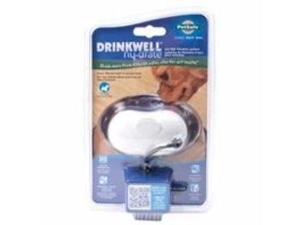 Drinkwell Hy-Drate H2O Filtration System- Dog White
